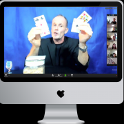 Virtuelle Zaubershow